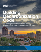The Building Decarbonization Code