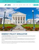 TheEnergy Policy Simulator (EPS)